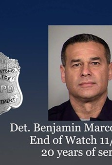 SAPD Detective Executed in Broad Daylight Near Police Headquarters