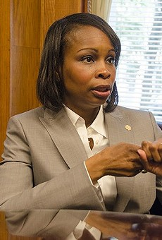 Mayor Ivy Taylor is one of the four city leaders in Central Texas who oppose the recently filed Texas Property Tax Reform and Relief Act.