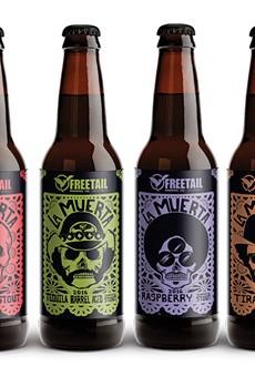 La Muerta, Freetail Brewing Co.