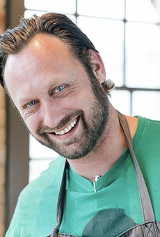 Chef Stefan Bowers has resigned as Executive Chef of The Goodman & Bowers Restaurant Group.