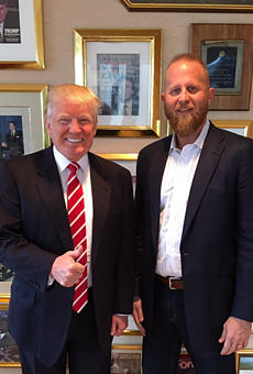 """In a new interview with Bloomberg Businessweek, SA tech entrepreneur Brad Parscale says he's """"like family"""" with the Trumps"""