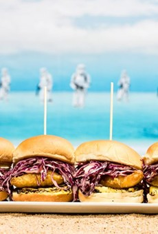 Alamo Drafthouse Released a Special Menu for Rogue One: A Star Wars Story