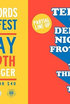 Burger Fest V Lineup Is Starting to Take Shape, Includes Television
