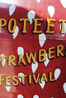 Guests will be 'encouraged,' but not required, to mask up for Poteet Strawberry Festival