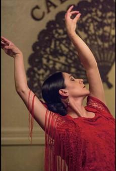 La Morena celebrates 20 years of flamenco dance at Carmens de la Calle