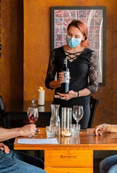 Copa Wine Bar and Tasting Room will serve a special one-night only Spring Fling dinner.
