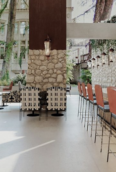 Domingo Restaurant at Canopy by Hilton San Antonio Riverwalk will open next month.