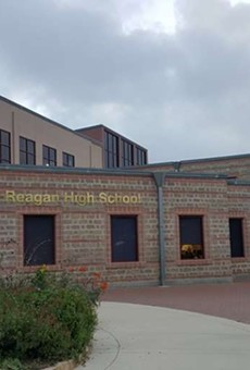 Reagan High is the latest San Antonio public school that's dealing with an inappropriate teacher-student case.