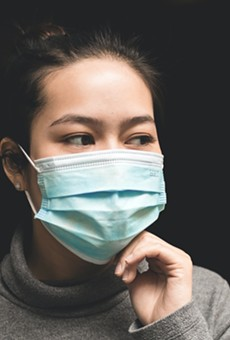 Bexar County and University Health System are asking residents to share on social media why they continue to wear face coverings.