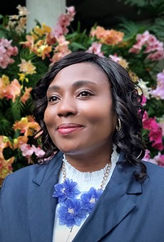 Jada Andrews-Sullivan is running for a second term to represent District 2 on City Council.