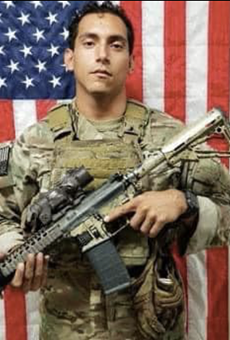 Spc. James A. Requenez was 28 years old.