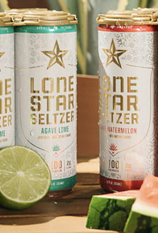Lone Star Brewing will debut Lone Star Agave Seltzer this month.