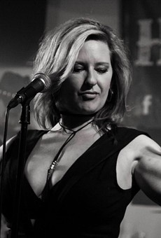 Amy Heller Reif, enigmatic front woman of local blues/rock act The Heller Highwater Band, has been diagnosed with Acute Myeloid Leukemia.
