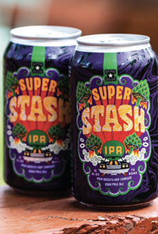 Austin-based Independence Brewing Co. will launch the super hoppy Super Stash IPA this month.