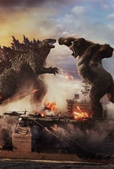 Godzilla vs. Kong was released in theaters and on HBO Max at the end of March.