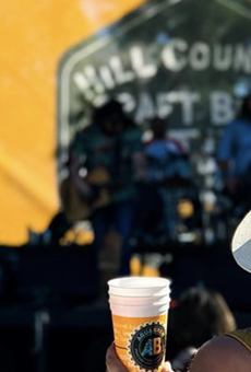 The Hill Country Craft Beer Festival is set to serve beer lovers from in and around San Antonio.