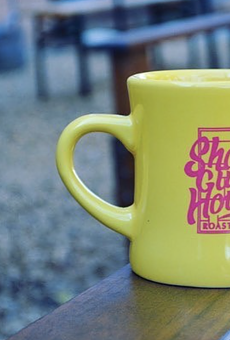 Shotgun House Roasters is celebrating third anniversary with weekend-long deals.
