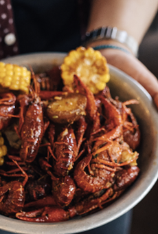 Saturday, April 17 is National Crawfish Day.