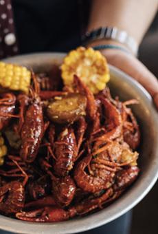 Saturday, April 17 is National Crawfish Day.