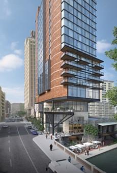 Canopy by Hilton San Antonio Riverwalk will open its doors this week.