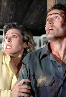 Bruce Campbell will screen Evil Dead II for a virtual audience.