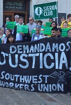 Environmental groups demand that San Antonio rethink utility policies after February outages