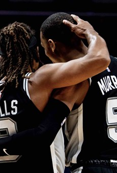 San Antonio Spurs face off with a rejuvenated 76ers in Sunday's matchup