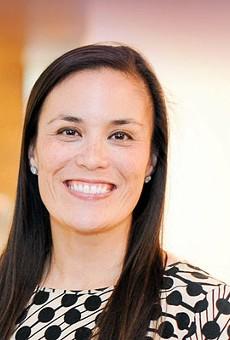 Gina Ortiz Jones ran two campaigns to represent Texas' 23rd District in Congress.