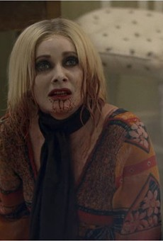 Barbara Crampton stars in new vampire flick Jakob's Wife.