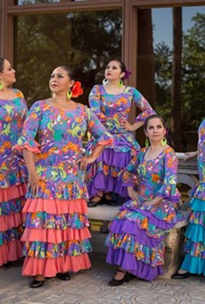 The Guadalupe Dance Company will debut a brand new dance piece commissioned by the McNay.