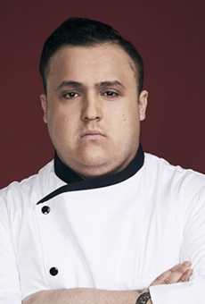 Chef Antonio Ruiz will be competing in the upcoming season of Hell's Kitchen: Young Guns.