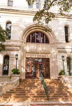 San Antonio City Hall and other city facilities will no longer require masks for people who are fully vaccinated.