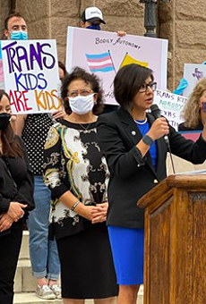 Texas Senate revives bill to punish doctors for offering gender-affirming health care to minors