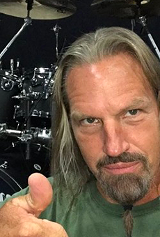 Well-traveled San Antonio metal drummer BobbyJarzombek lands a slot in George Strait's band