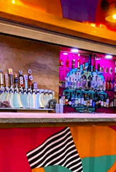 San Antonio's newest and most colorful food truck park, El Camino, will open Thursday