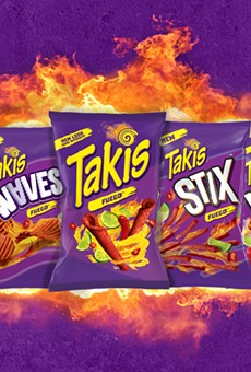 Texas-based Takis has launched a lineup of five new snack categories and a new look.