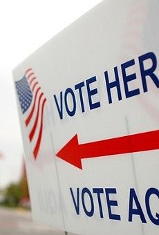 Residents of council districts 1, 2, 3, 5 and 9 will be voting in runoffs.