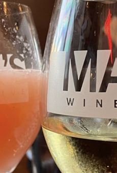 Max's Wine Dive will hold a special Heroes, Villains & Vino Wine Dinner this week.