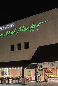 Central Market Broadway has implemented curbside and home delivery services.