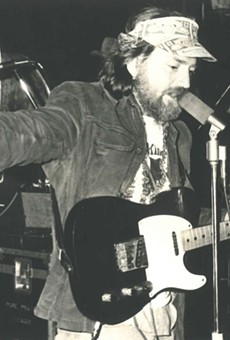 When Willie Nelson returned to Texas, he started a weekly residency at Floore's Country Store.