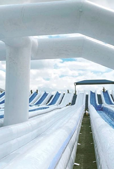 Summer Splash LLC is bringing its Slide the Slopes attraction to the Lone Star State.