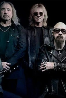 """Metal gods Judas Priest to stop in San Antonio on 2021 """"50 Years of Heavy Metal"""" tour — for real, this time."""