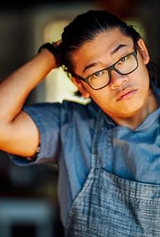 San Antonio chef Ted Liang.