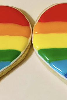 East Texas bakery Confections received hateful messages after posting on social media about its Pride Month cookies.