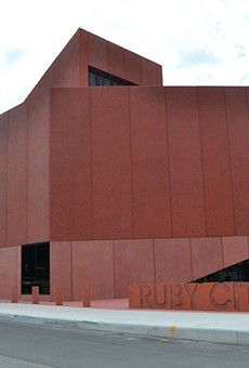 On Thursday, Ruby City reopens its doors to the public after closing in March 2020.