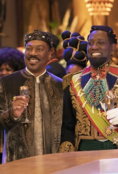 Coming 2 America was recently released on Blu-ray and DVD.