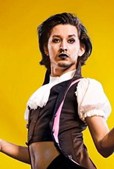 Kiki with Akasha: San Antonio dancer Antonio Padron dishes about his turn on HBO's Legendary