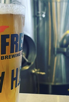 Freetail Brewing has crafted a charitable lager honoring the late John Santikos.