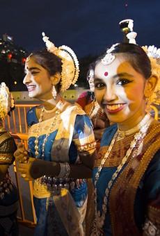 Winter In San Antonio Brings River Parade, Diwali and More