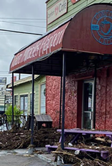 San Antonio's Smoke BBQ will donate concert funds to Comfort Café's flooded flagship spot